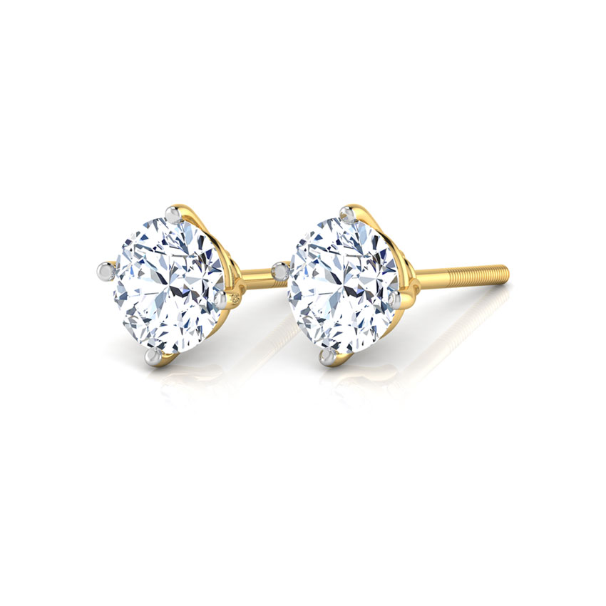 758 Ear Stud Designs Buy Diamond Ear Studs And Tops For